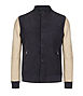 Bleek Leather Bomber, AllSaints Spitalfields