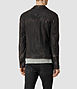 Cargo Biker Leather Jacket 2, Men, Leathers, AllSaints Spitalfields