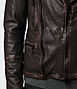 Cargo Biker Leather Jacket 5, Men, Leathers, AllSaints Spitalfields