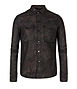 Ruin Leather Shirt, AllSaints Spitalfields