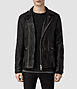 Griffin Leather Biker Jacket, AllSaints Spitalfields