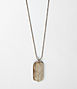 Tag Necklace 0, Men, Jewellery, AllSaints Spitalfields