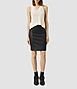 Metal Pencil Skirt, AllSaints Spitalfields
