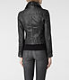 Belvedere Leather Jacket 4, Women, Leather, AllSaints Spitalfields