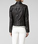 Walker Leather Biker Jacket 3, Women, Leather, AllSaints Spitalfields