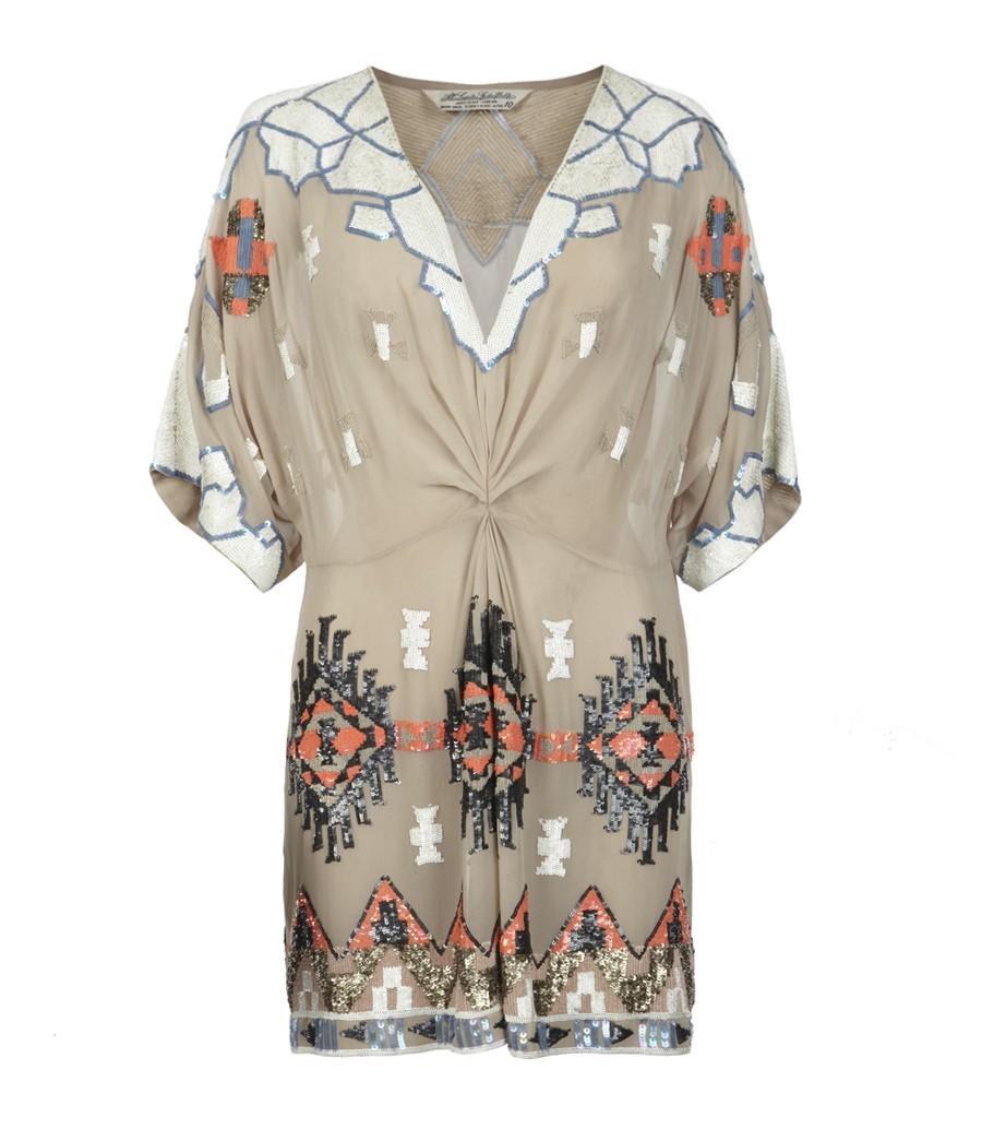 All Saints Sequin Dress - Cocktail Dresses 2016