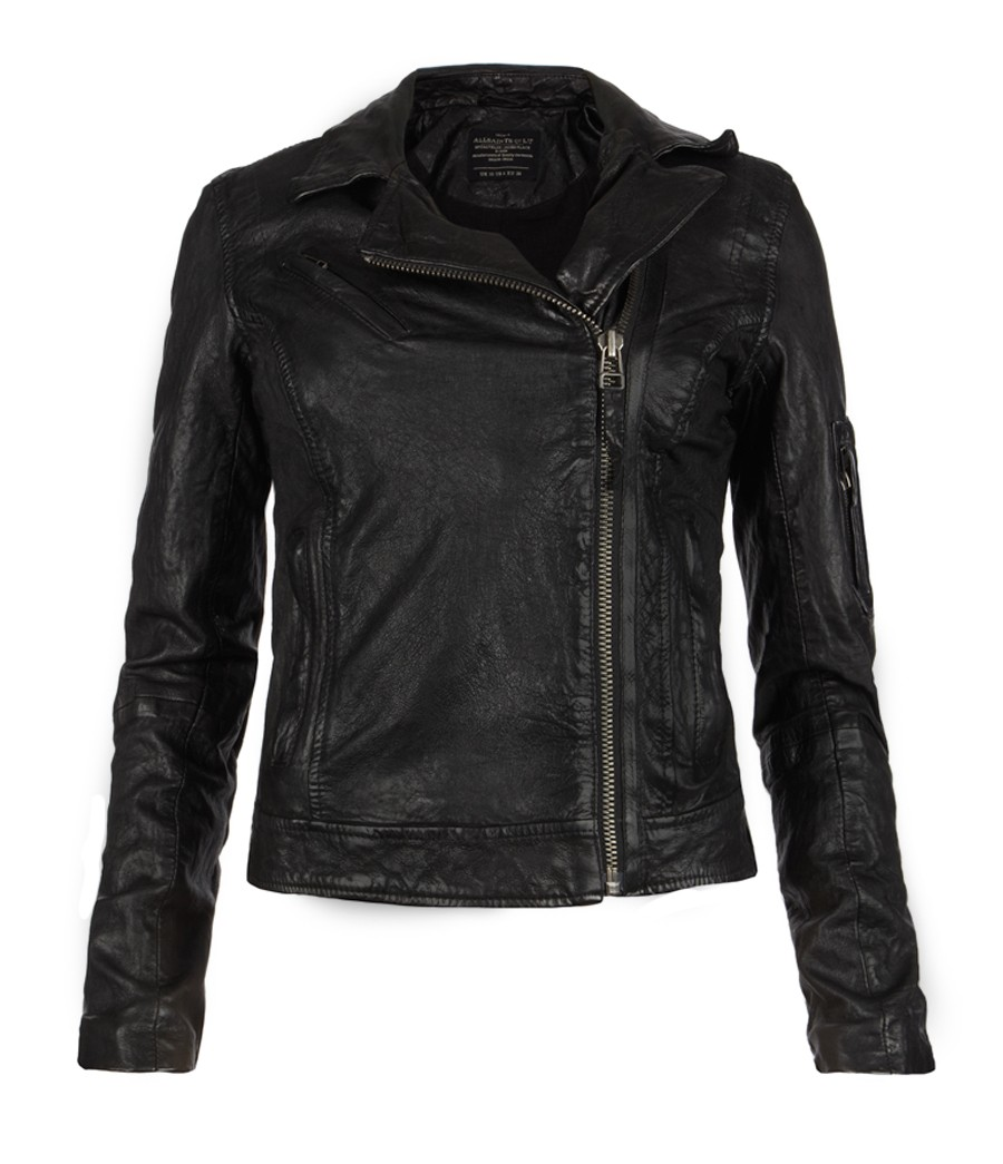 SOLD OUT* Spitalfields ALL SAINTS RAMONES LEATHER JACKET shirt RRP