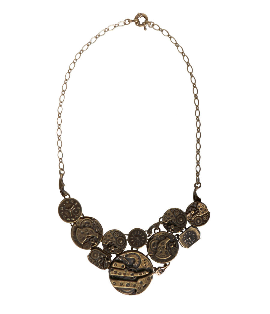 AllSaints Elki Necklace