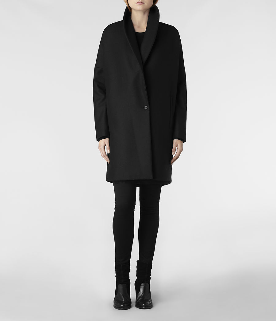 All Saints Klein Coat