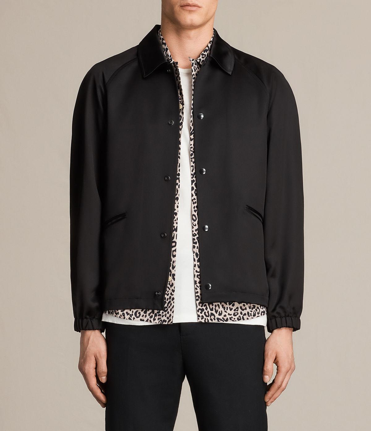 ALLSAINTS US: Men's Jackets, Shop Now.