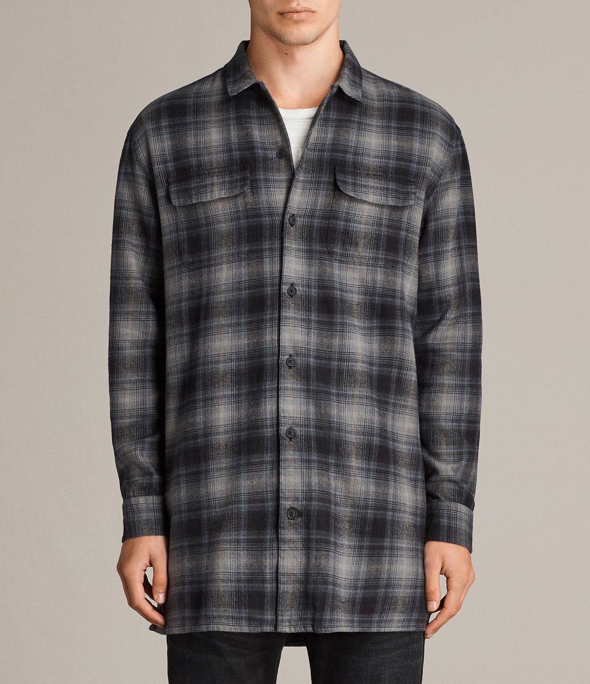 All Saints DE Laconia Ls Shirt