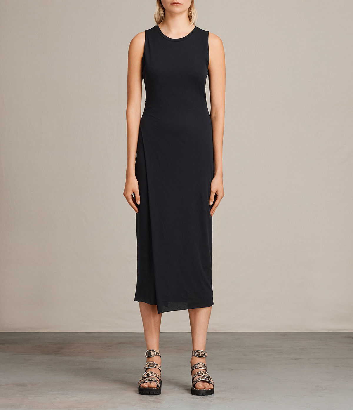 All Saints DE Naia Dress