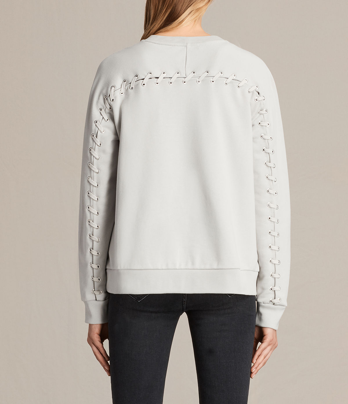 All Saints DE Yara Laced Sweat
