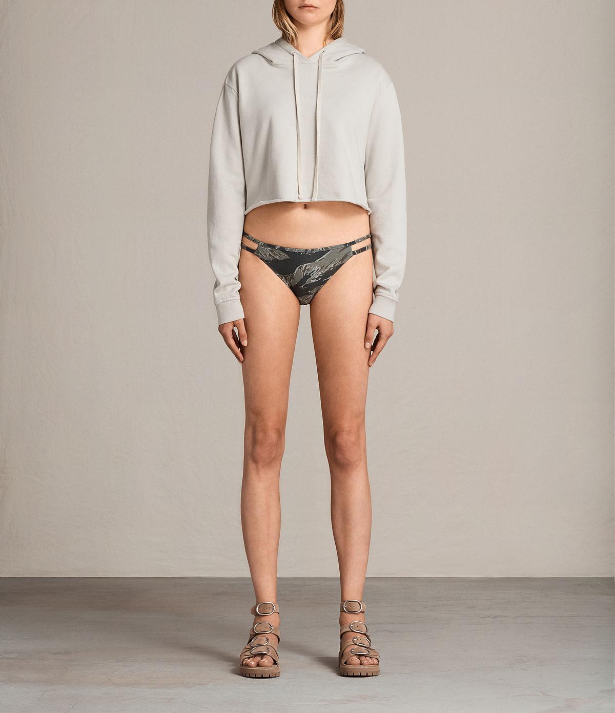Bas de Bikini Cassia Camouflé