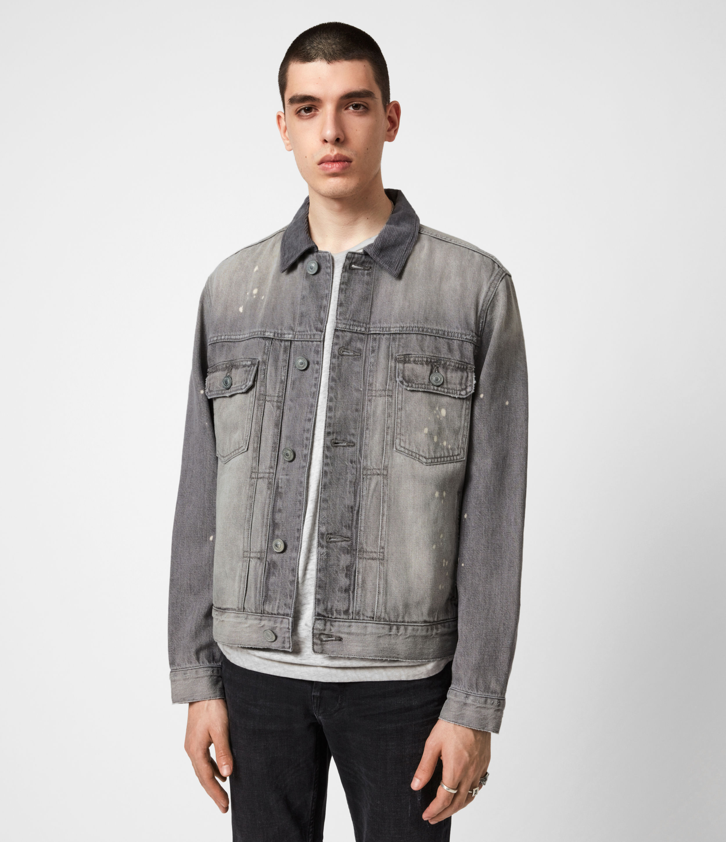 AllSaints Akola Denim Jacket