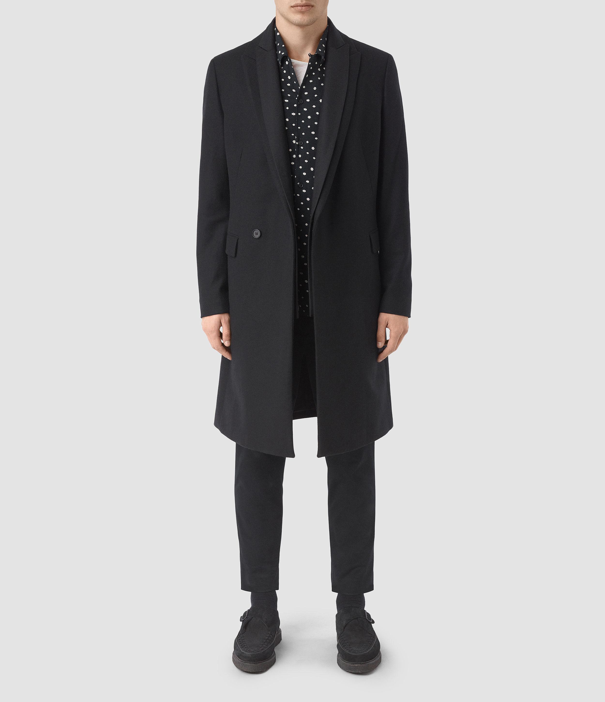 AllSaints Sutton Coat