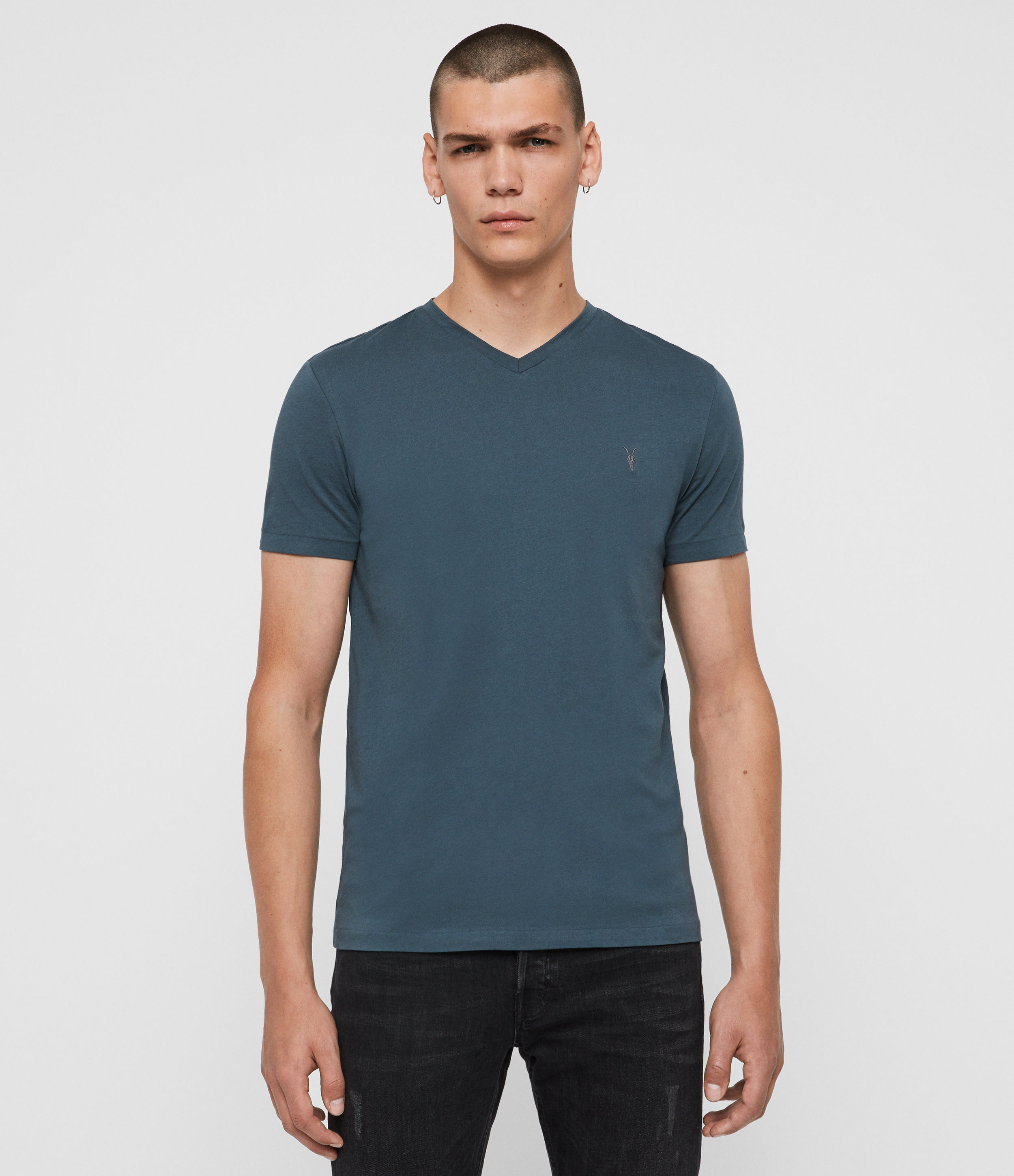 AllSaints Tonic V-Neck T-Shirt
