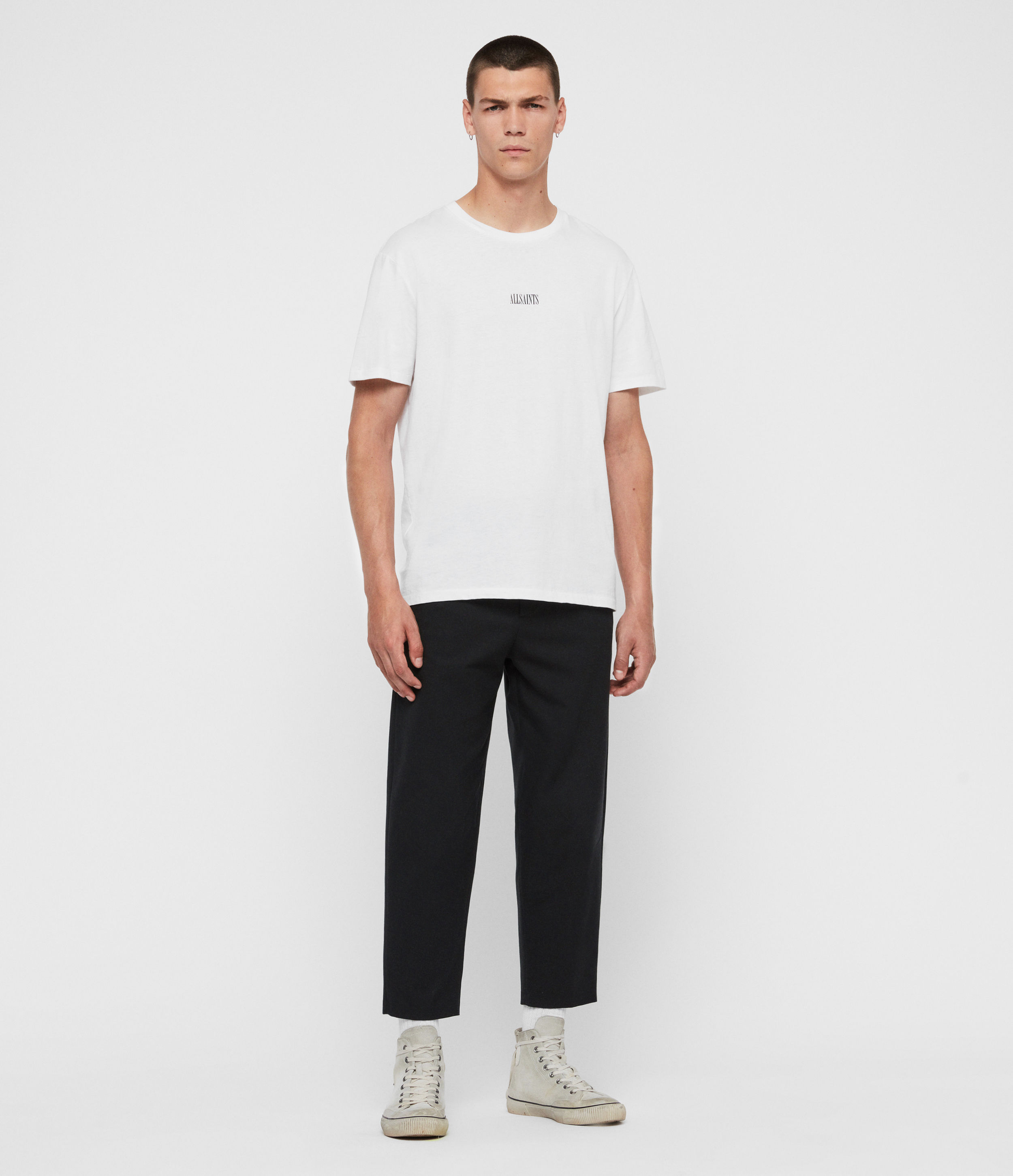 AllSaints State Crew T-Shirt