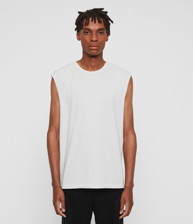 AllSaints Acetic Sleeveless Crew T-Shirt
