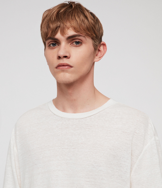 AllSaints Arann Short Sleeve Crew T-Shirt