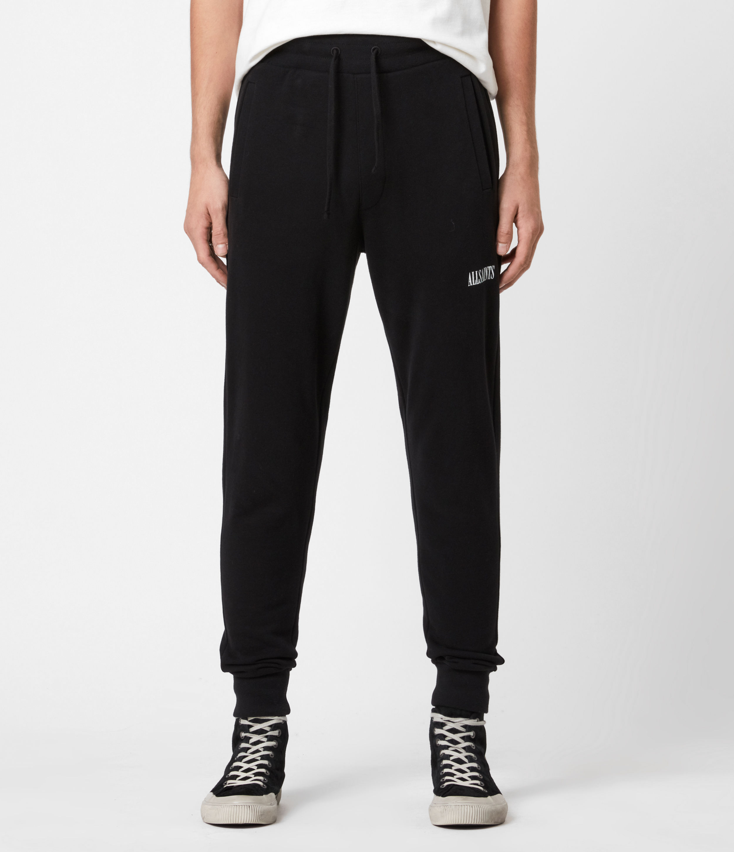 AllSaints State Slim Cuffed Sweatpants