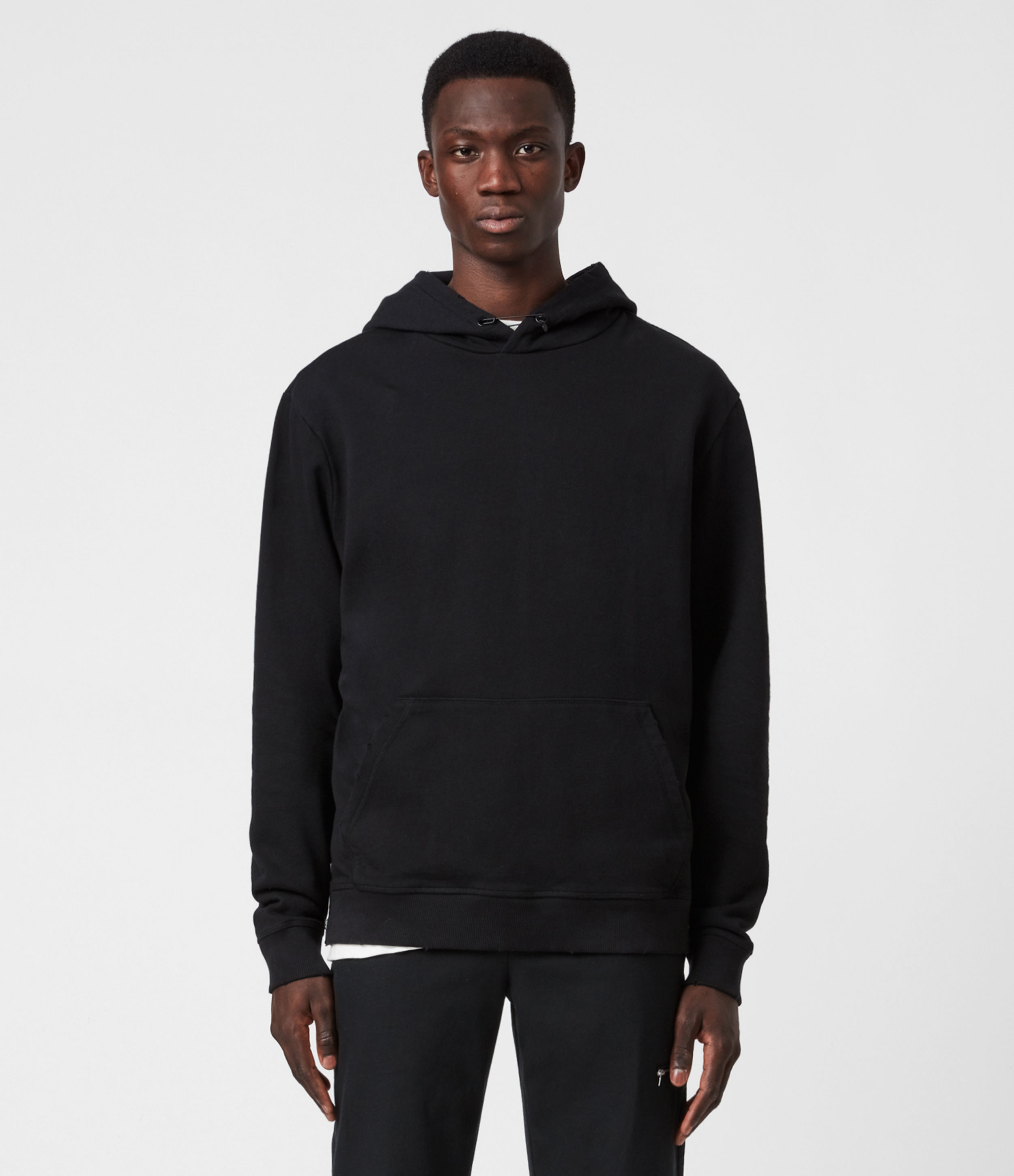 AllSaints Astray Pullover Hoodie