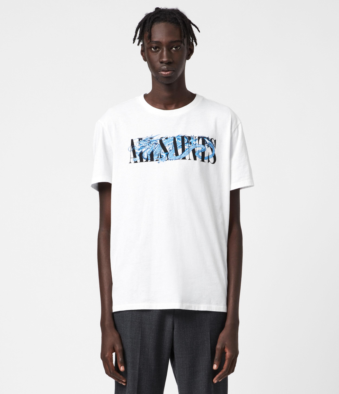 AllSaints Draco Crew T-Shirt