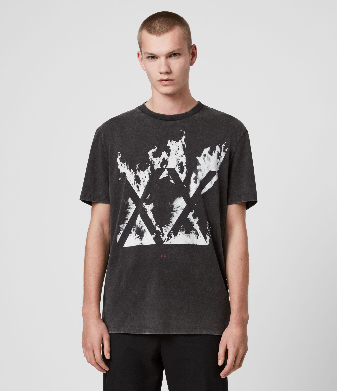 AllSaints Burn Crew T-Shirt