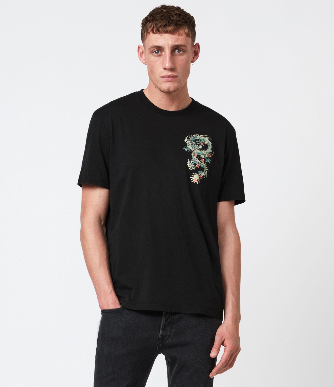 AllSaints Draak Crew T-Shirt