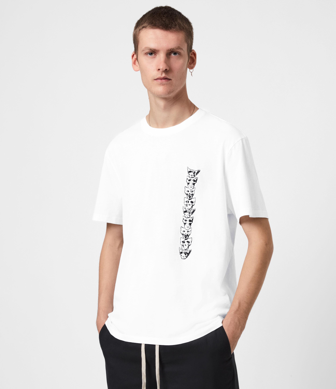 AllSaints Midnite Crew T-Shirt