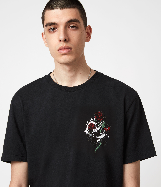 AllSaints Quickness Crew T-Shirt