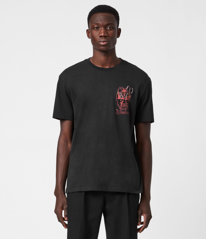 AllSaints Gatekeeper Crew T-Shirt