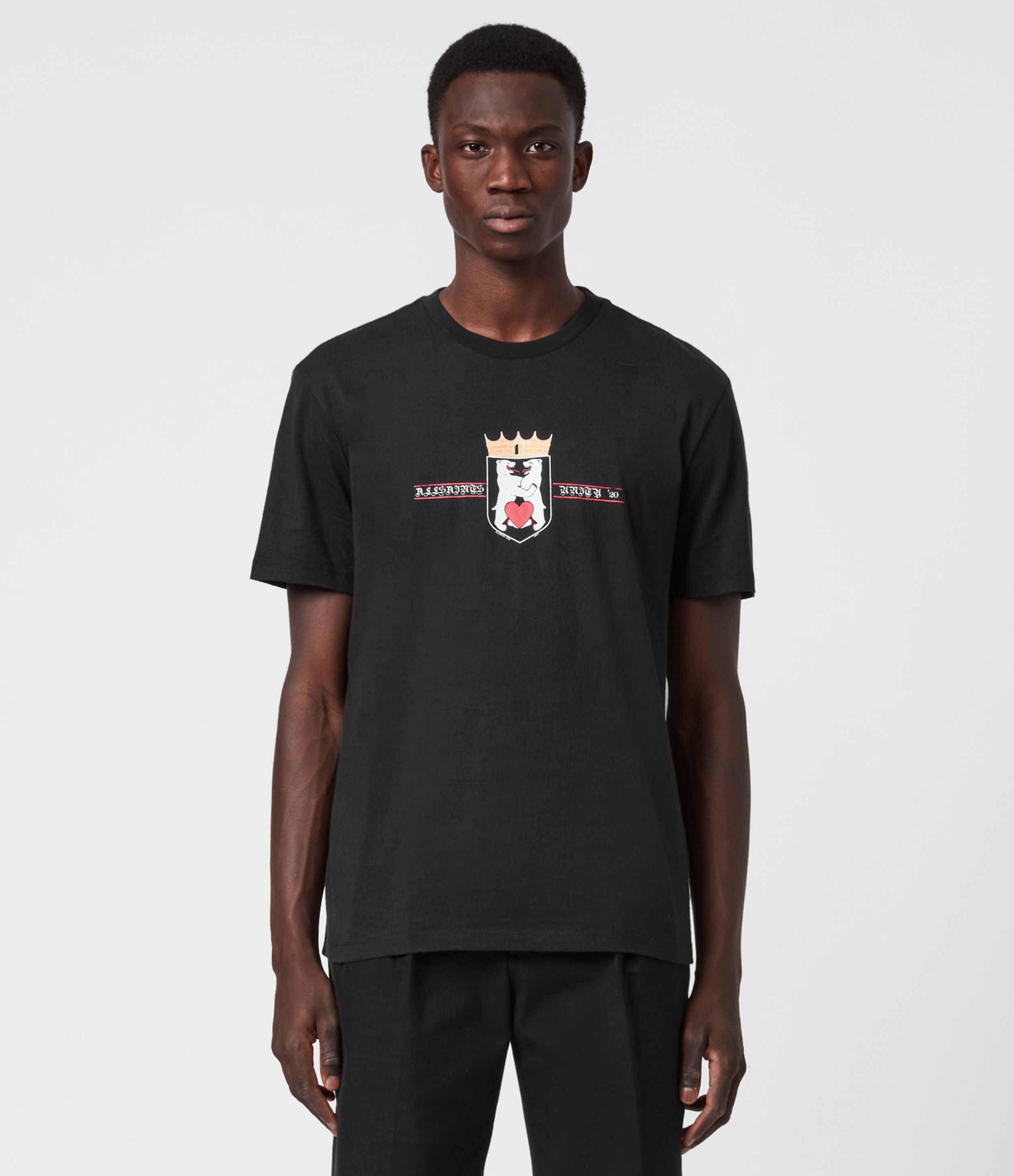 AllSaints Big Mood Crew T-Shirt