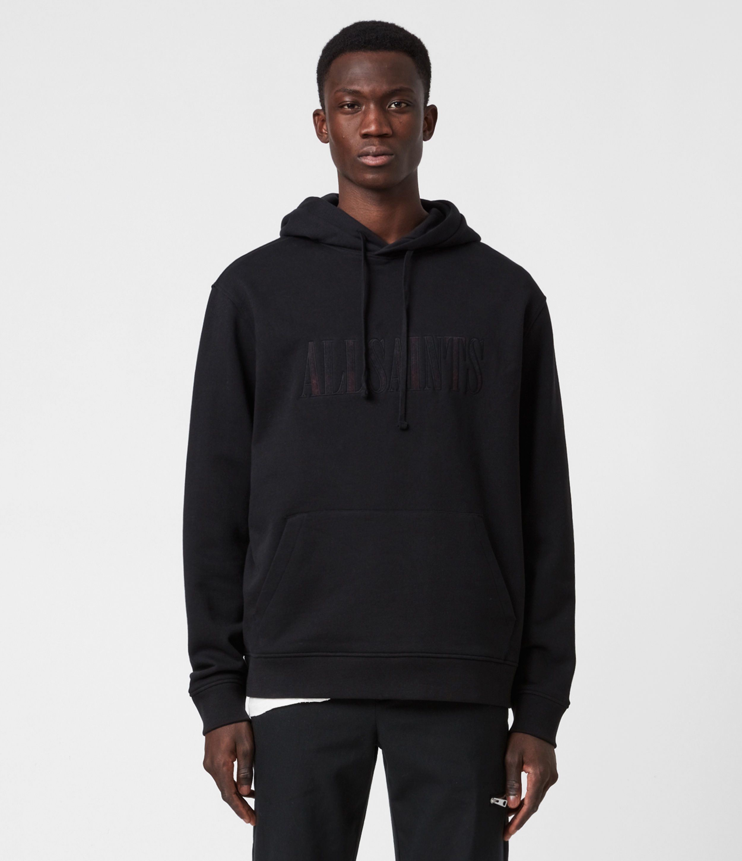 AllSaints Punched Hoodie