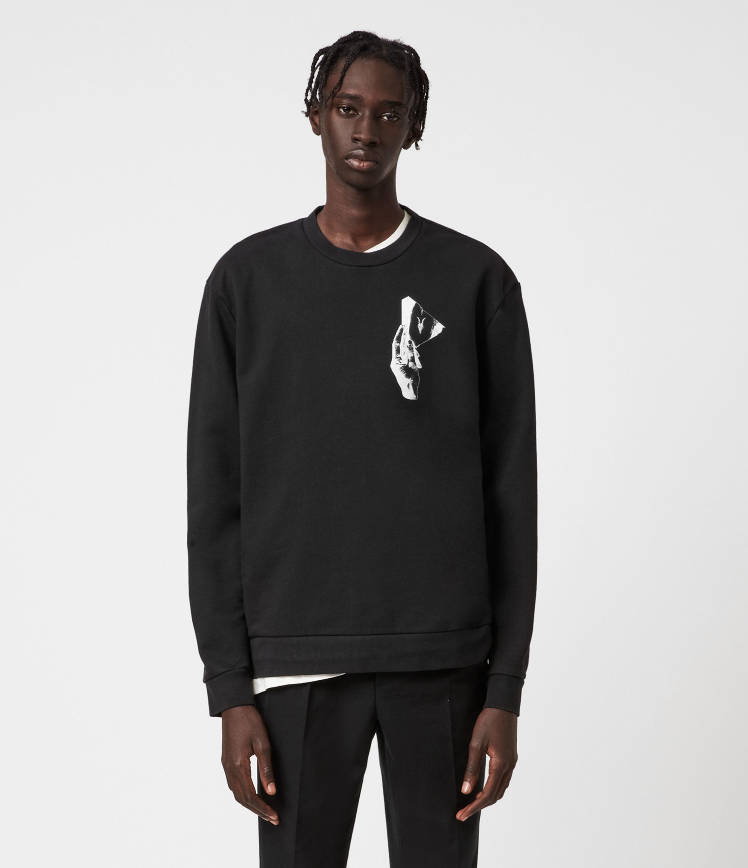 AllSaints Mirror Crew Sweatshirt
