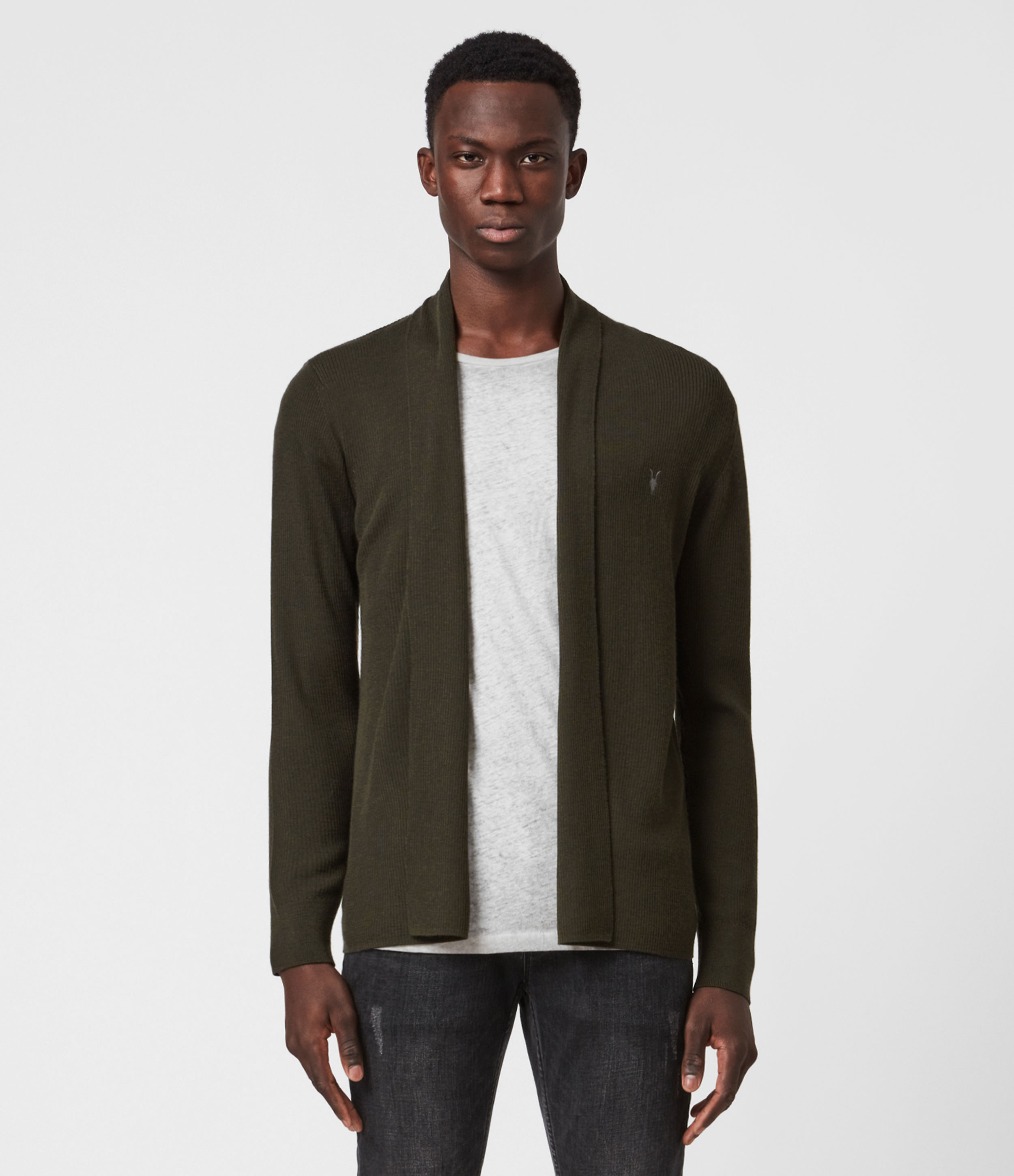 AllSaints Mode Merino Open Car