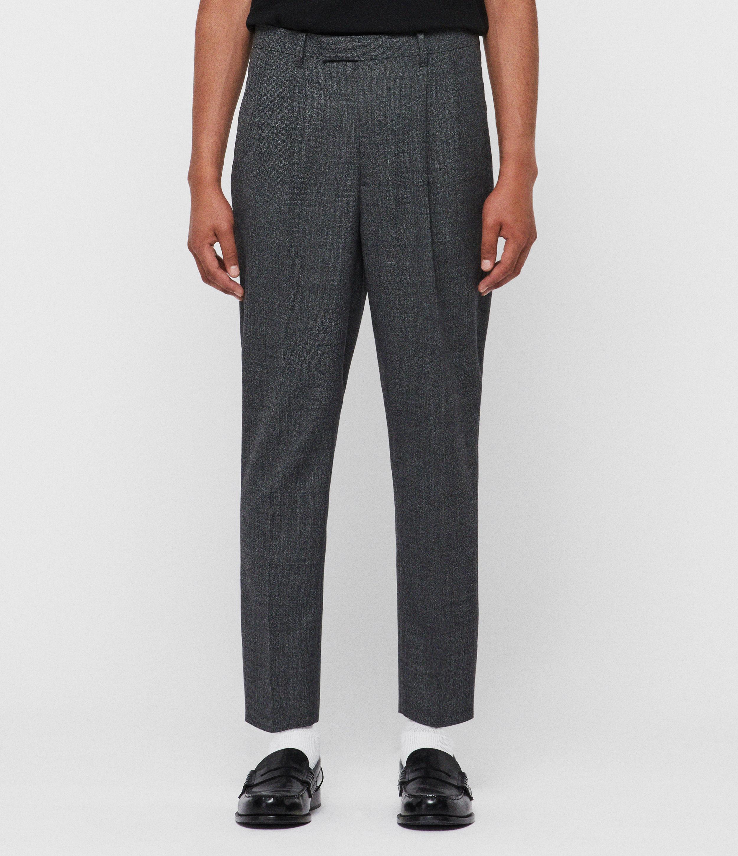 AllSaints Padfeild Cropped Slim Trousers