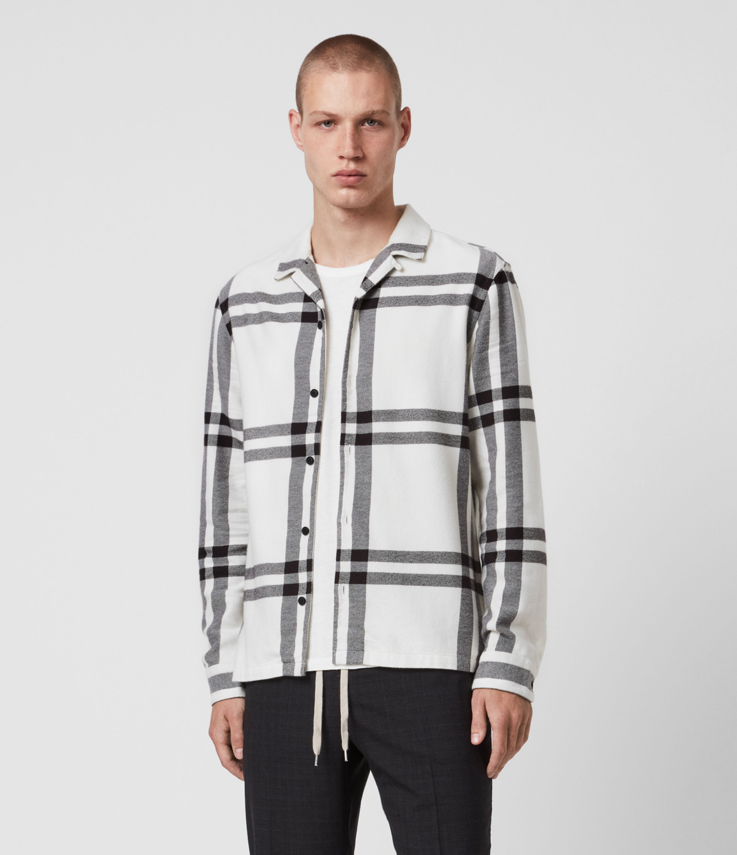 AllSaints Anchorage Shirt