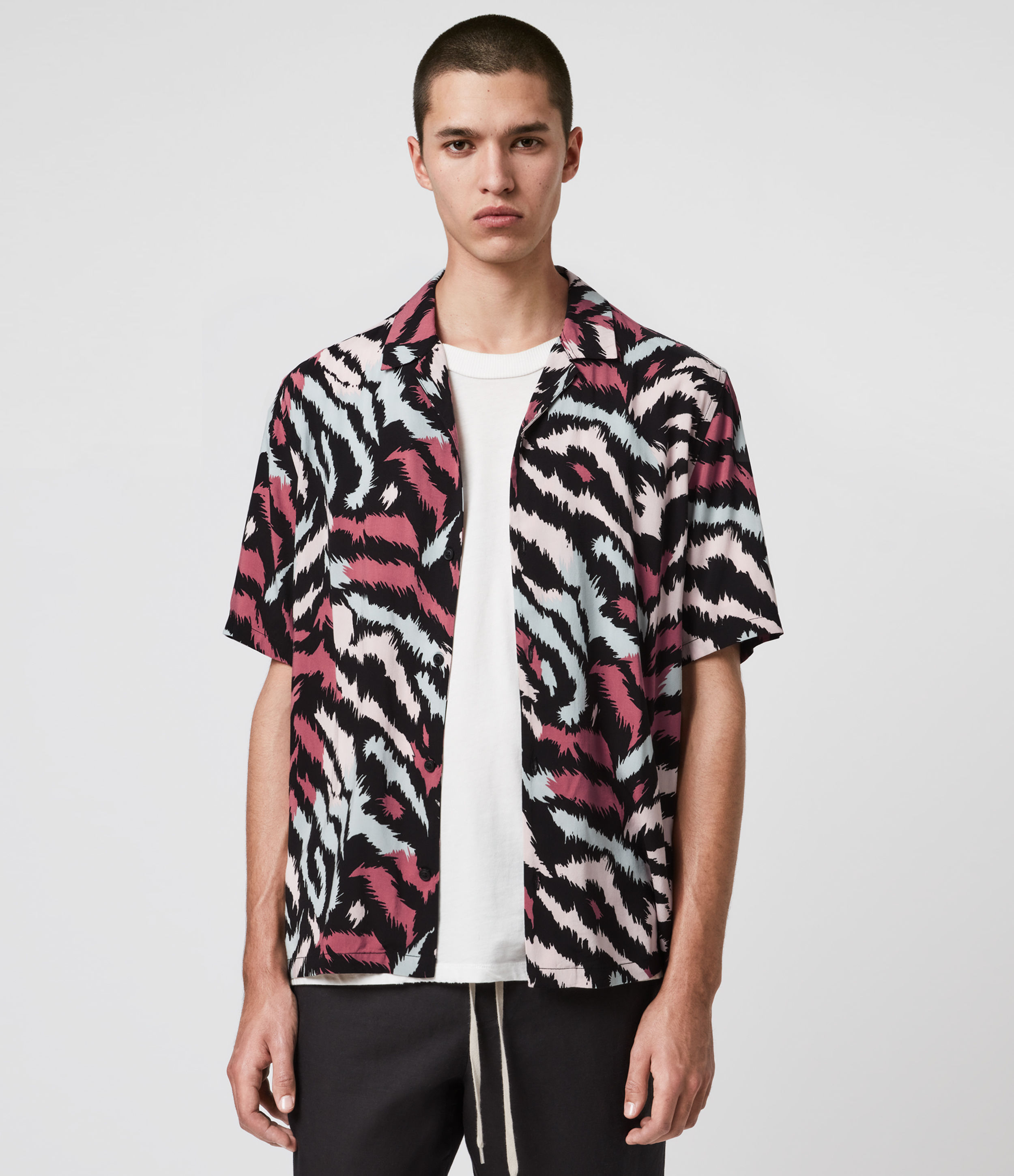 AllSaints Synth Shirt
