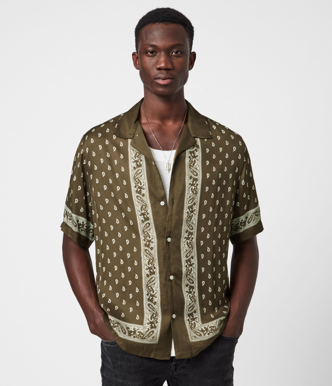 AllSaints Panama Shirt