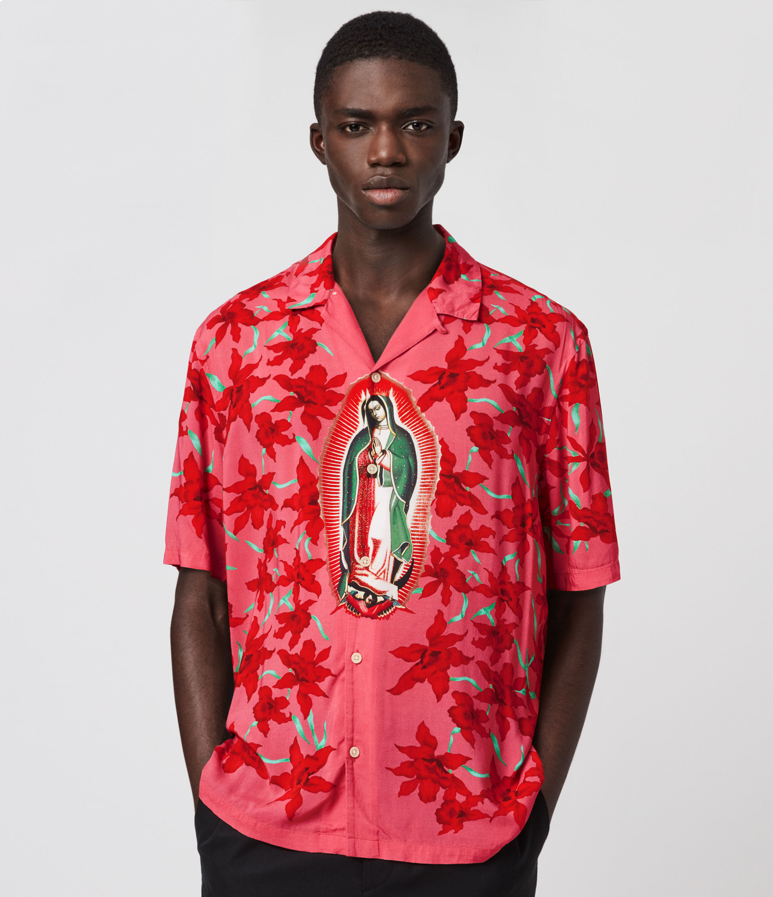 AllSaints Guadalupe Shirt