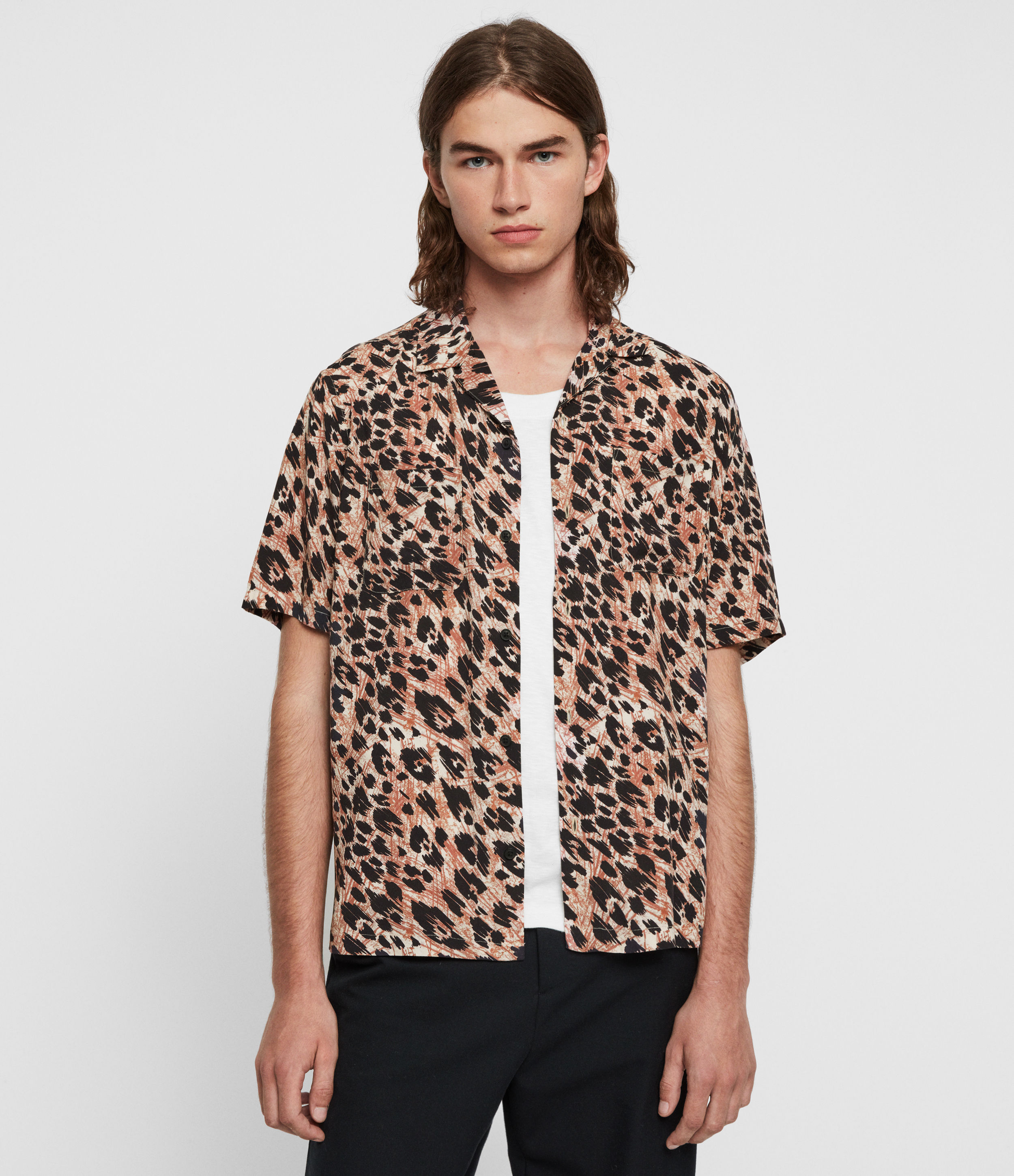 AllSaints Monteray Short Sleeve Shirt
