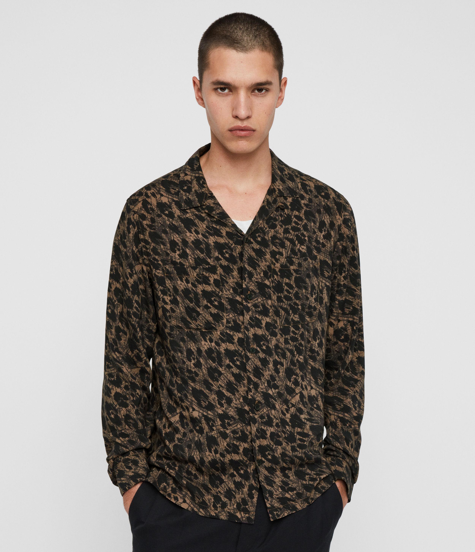 AllSaints Monteray Long Sleeve Shirt