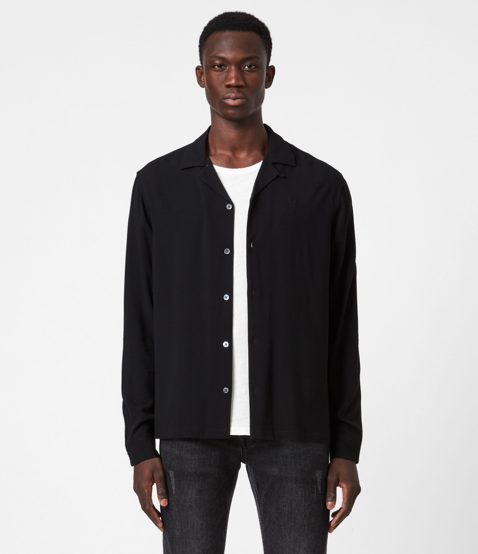 AllSaints Venice Long Sleeve Shirt