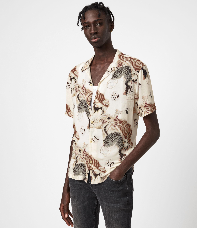 AllSaints Akita Short Sleeve Shirt
