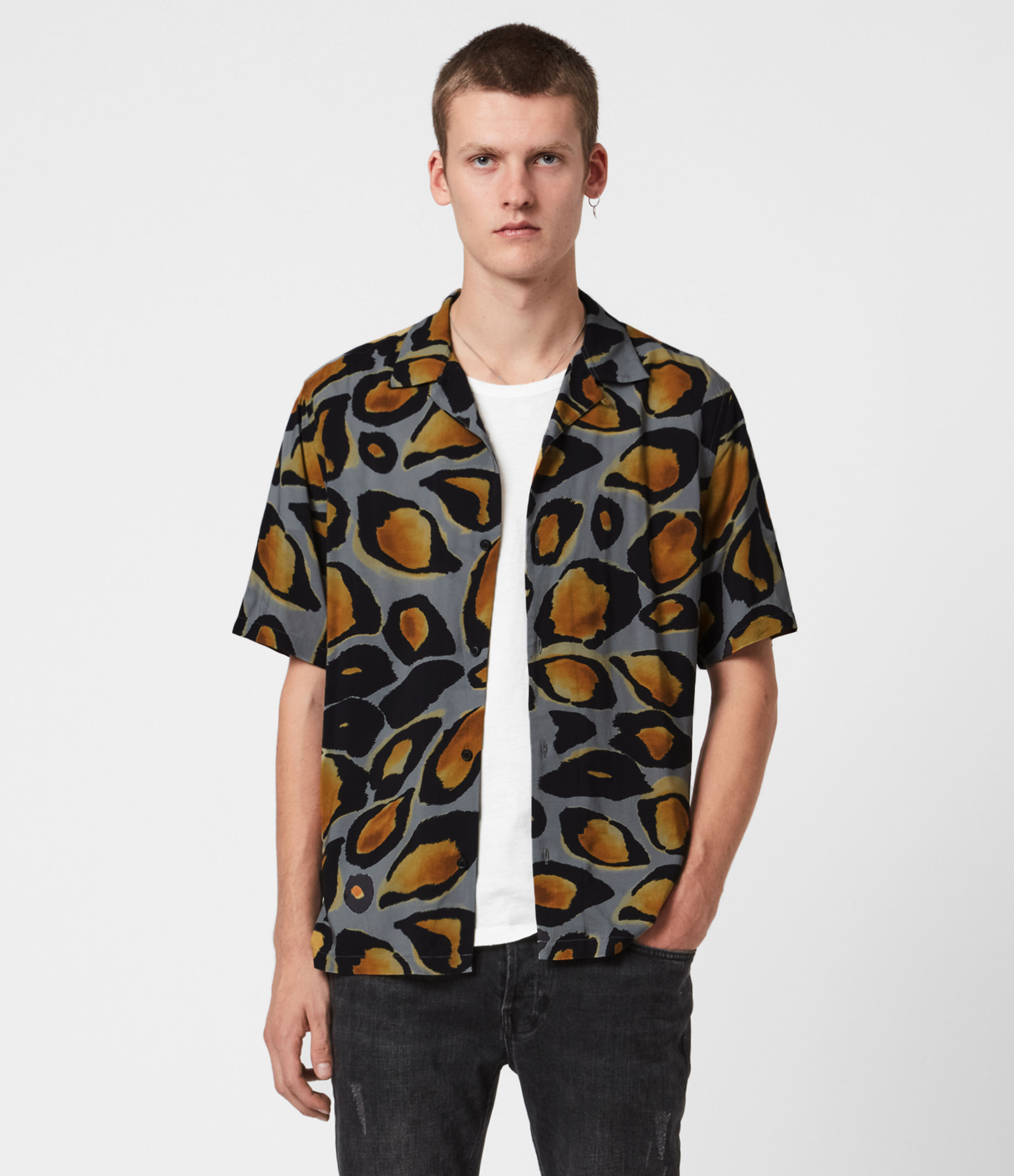 AllSaints Scales Shirt
