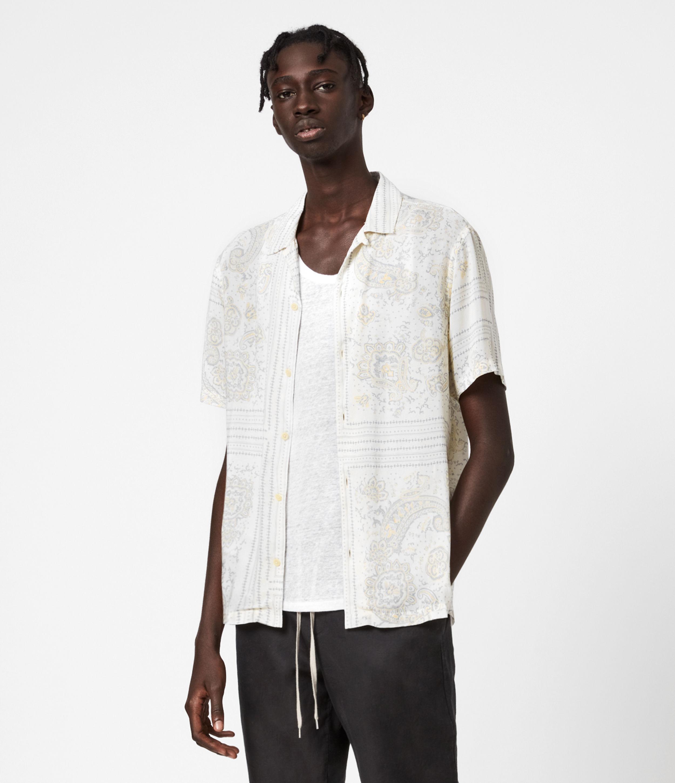 AllSaints Ventura Short Sleeve Shirt