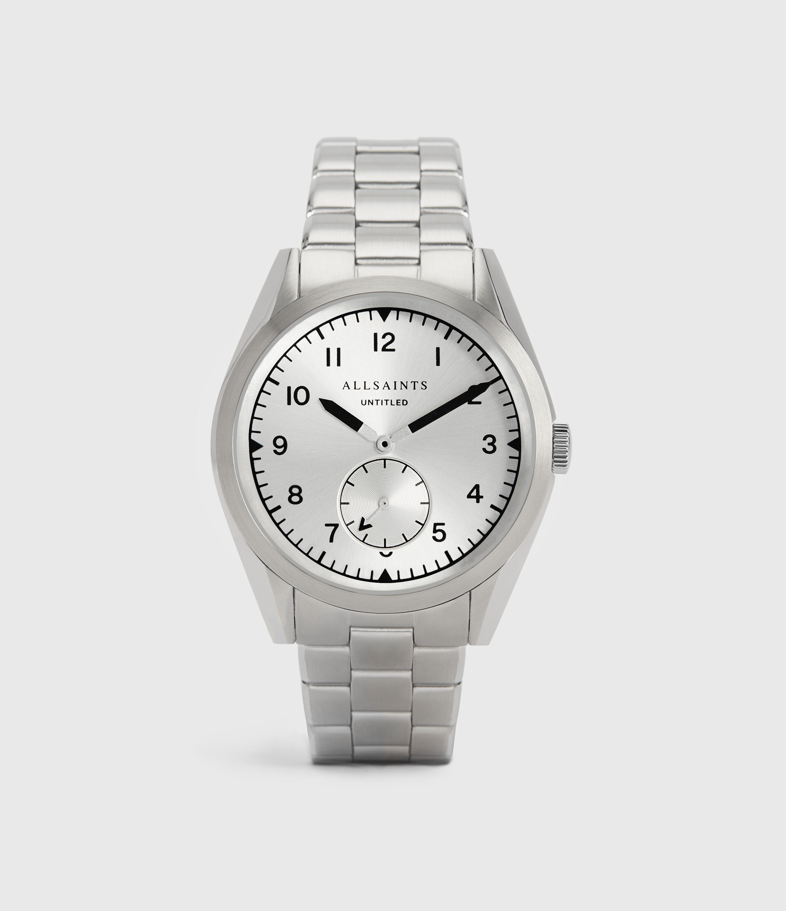 AllSaints Untitled VI Stainless Steel Watch