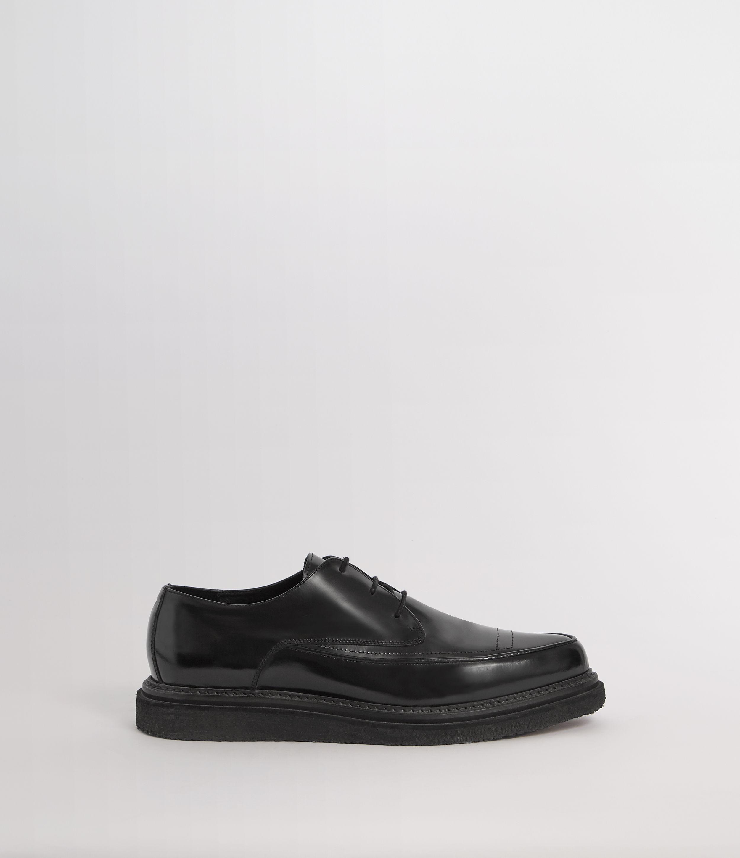 AllSaints Mens Clay Shoe, Black, Size: UK 10/US 11/EU 44