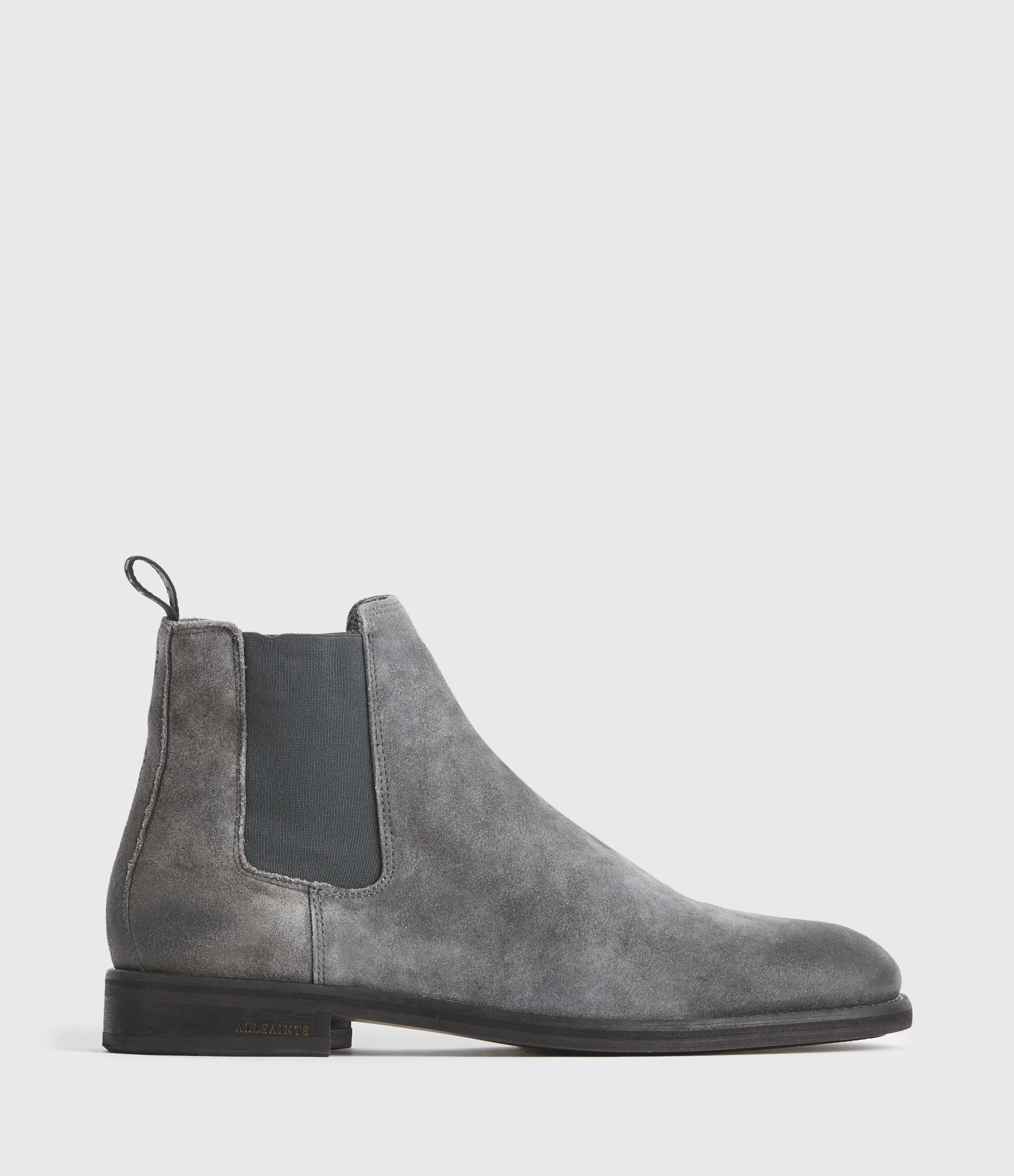 AllSaints Harley Suede Boots